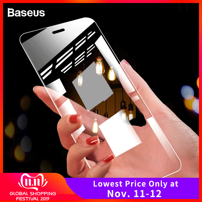 Baseus 0.15mm Screen Protector Tempered Glass For IPhone 11 Pro Max XS Max Xr X Protective Glass Film Cover For IPhone11 IPhonex