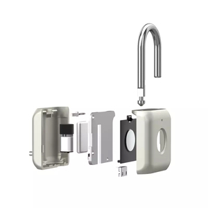 Image 3 - Youpin USB Rechargeable Smart Keyless Electronic Fingerprint Lock Home Anti theft Safety Security Lock Door Luggage Case Lock