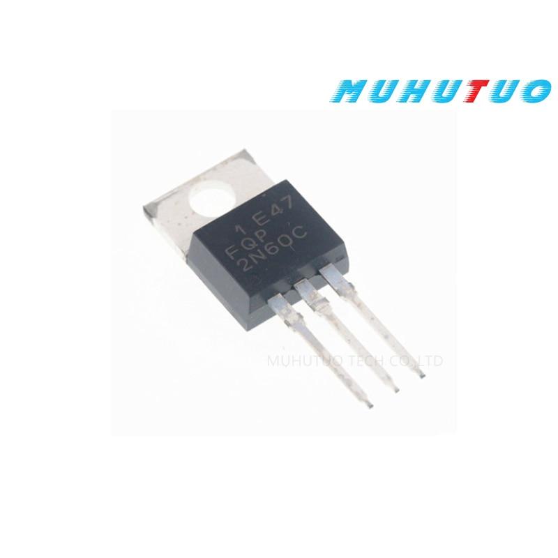 20 x MDF2N60 2N60 Transistor TO-220F 400V 2A
