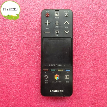 цена на Used Original Good test working AA59-00761A for Samsung smart touch remote control for AA59-00831A AA59-00766a