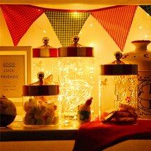 Рождественский гирлянды светильник s usb Водонепроницаемый светодиодный