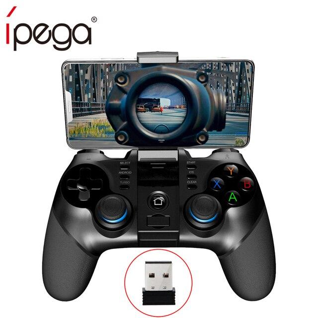 Manette de jeu Pubg Contrôleur Mobile Joystick Pour Téléphone Android iPhone PC Boîte de TÉLÉVISION Intelligente Bluetooth Déclencheur Console De Jeu pabg Contrôle
