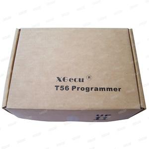 Image 5 - חדש XGecu T56 מתכנת מתכנת החזק תמיכת Nor פלאש/NAND פלאש/EMMC