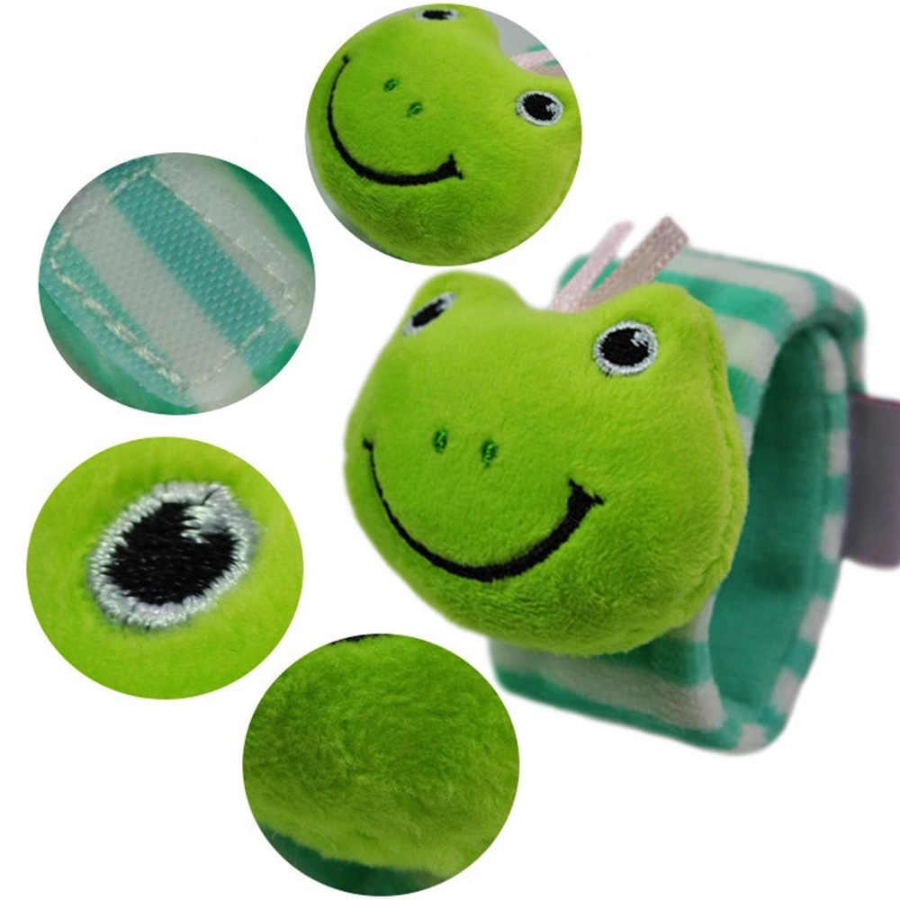 Lucu Hewan Bayi Mainan Kerincingan Bayi Bayi Anak Rattle Mainan Pendidikan Ponsel Mainan Handbell Hadiah untuk Anak-anak Bayi Anak Perempuan Anak Laki-laki Gajah