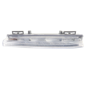 Image 3 - רכב קדמי LED DRL בשעות היום ריצת מנורת ערפל אור 12V עבור מרצדס בנץ W204 W212 C250 C280 C350 e350 A2049068900 A2049069000