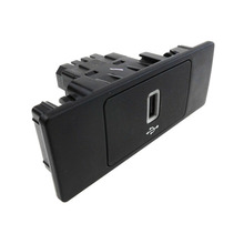 Medium Box Hub Adapter Cover Multimedia Durable Universal Fit Plug And Play USB Interface Module Car Audio For Ford Sync 3