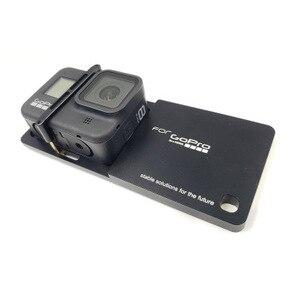 Image 2 - Gimbal Ổn Định Gắn Tấm Cho GoPro Hero 8 Camera Thể Thao Cho DJI OSMO Moblie Mịn 4 Q2 Snoppa Nguyên Tử isteady