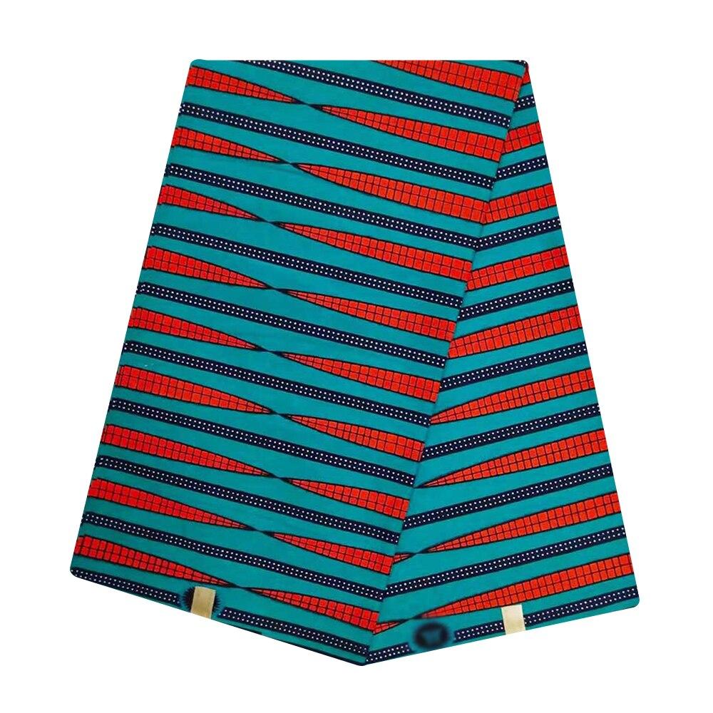 New Holland Veritable Guaranteed Real Wax High Quality Cotton Pagne African Wax Ankara Fabric Latest For Dress Batik