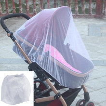 2 шт. популярная летняя детская коляска для новорожденных, коляска, москитная сетка от насекомых, безопасная сетчатая коляска для кроватки, сетчатая коляска, полное покрытие, сетка VC