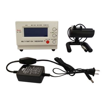 Multifunctional Mechanical Watch Tester Timegrapher Watch Timing Machine Tester Calibration Repair Tools US Plug 110-220V