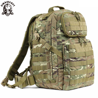 SINAIRSOFT 55L Outdoor Molle Waterproof Tactical Backpack Mountaineering Hunting Bags Trekking Outdoor Military Fishing Bag Bags
