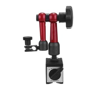 Image 5 - Indicateur de précision, levier de mesure, support magnétique, antichoc, comparateur de Test de numérotation de 0.01mm pour le calibrage des équipements