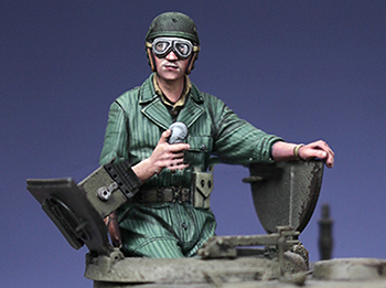 1/35  Ancient Tank Commander Summer Include One   Resin Figure Model Kits Miniature Gk Unassembly Unpainted