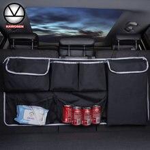 : kawosen большой Размеры багажник автомобиля сумка Универсальные