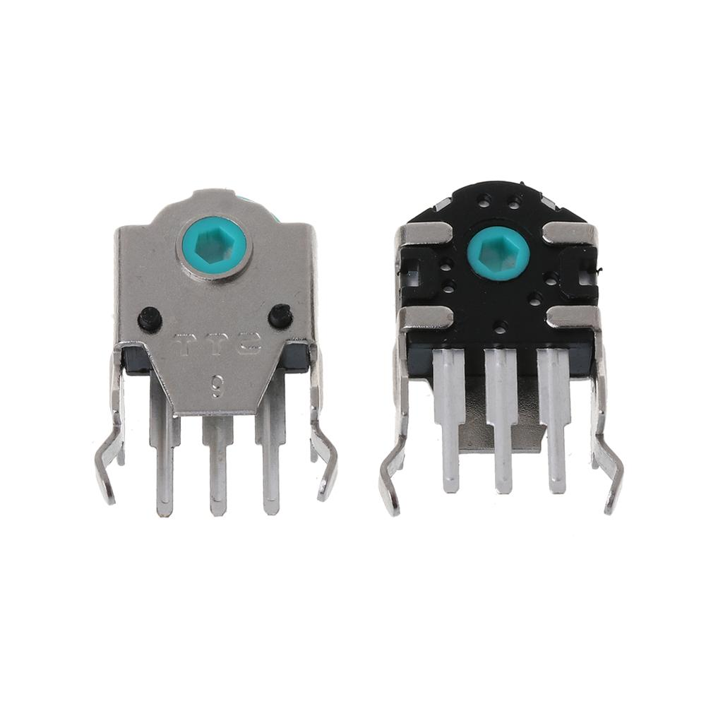 2Pcs Original TTC Mouse Encoder Mouse Decoder Highly Accurate 9mm Green Core