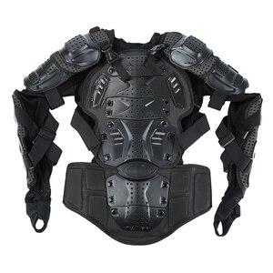Full Body Armor Motorcycle Jac