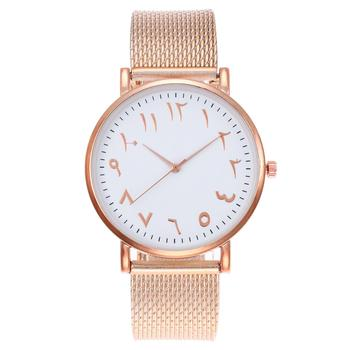 Fashion Women Watches Luxury Rose Gold Ladies Watch Silicone Strap Quartz Wristwatches Female Clock Reloj Mujer Relogio Feminino