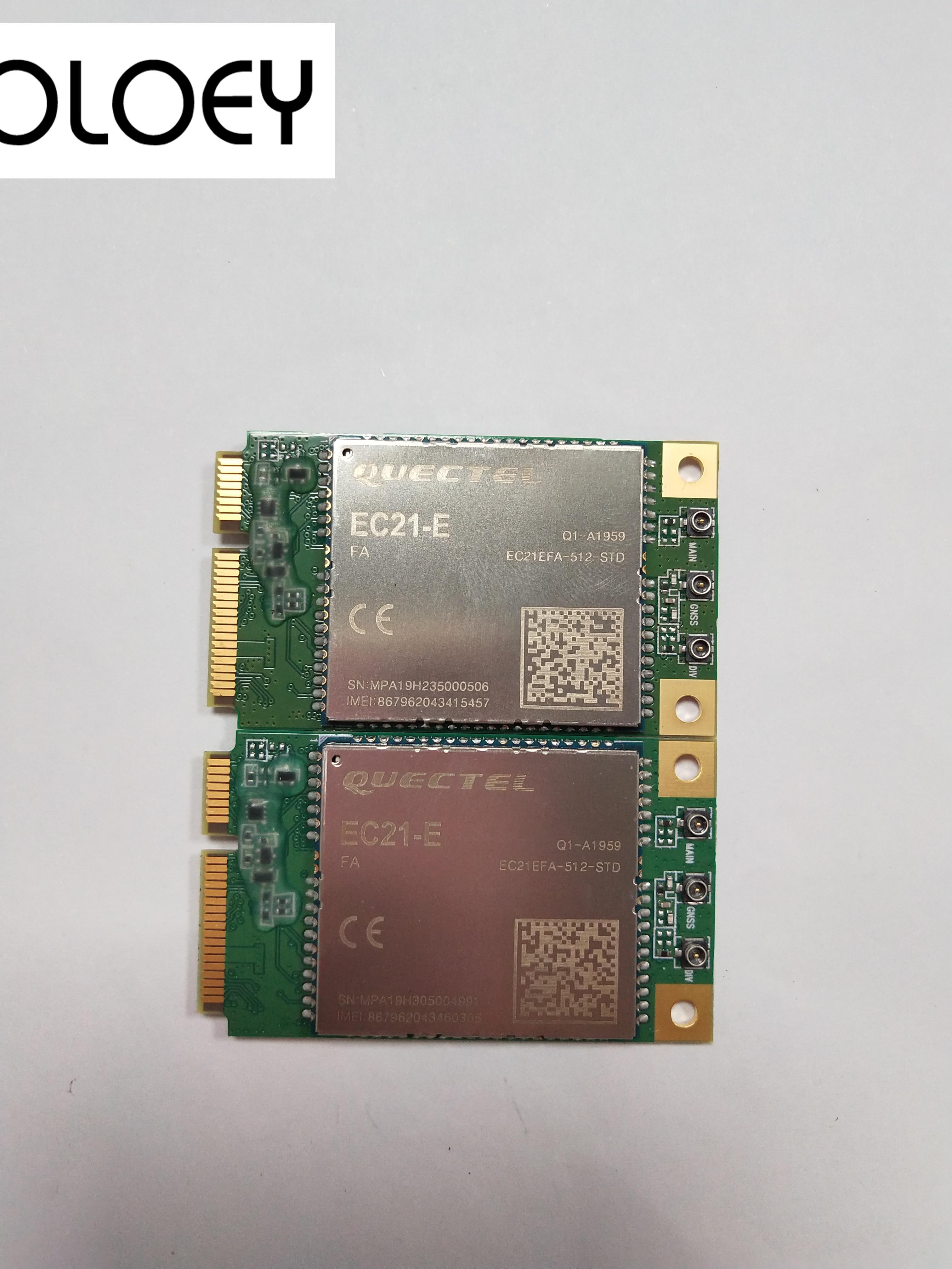Quectel EC21EFA‐MINIPCIE LTE  Module, 4G Module, CAT1 Wirelessmodule