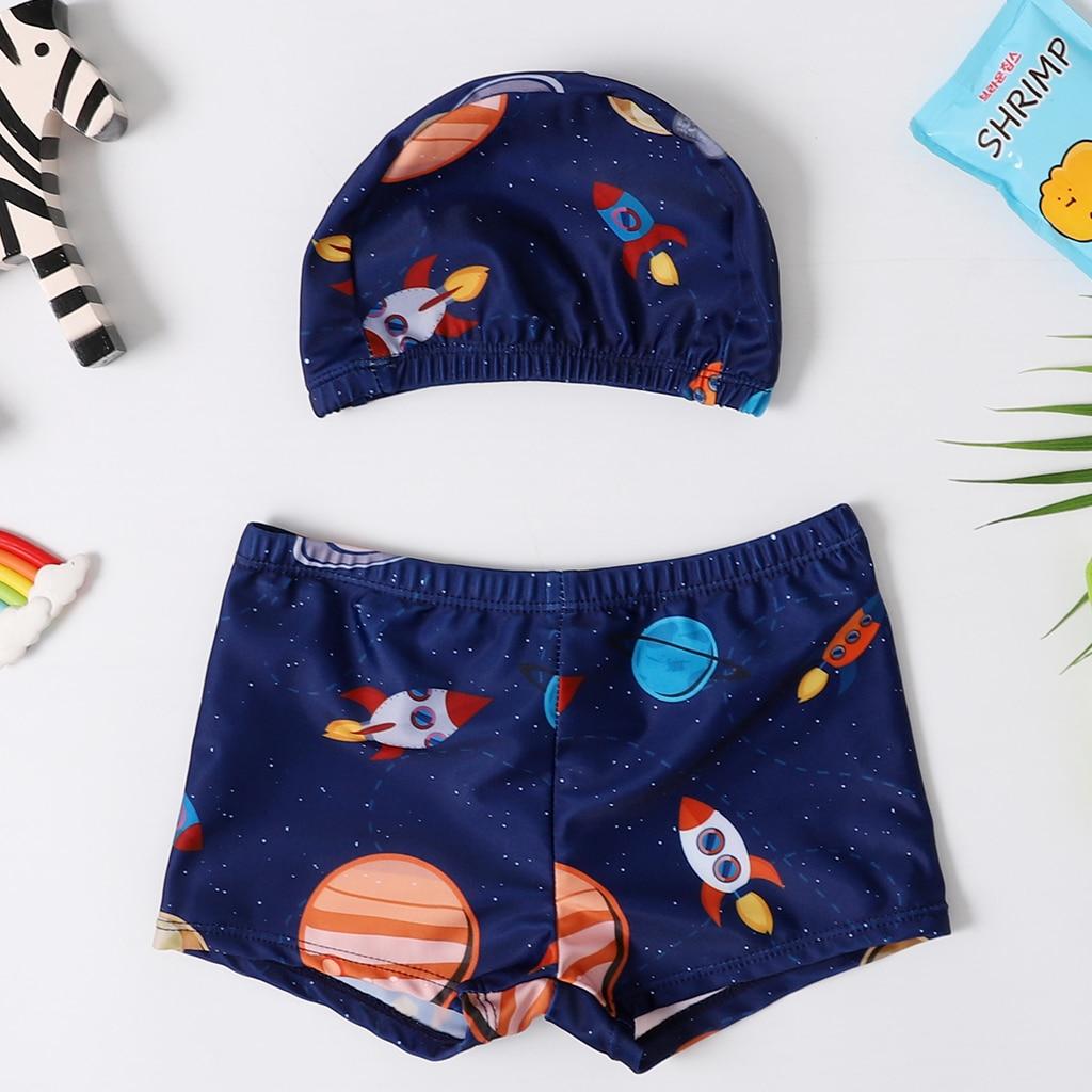 Boys' Children Beach Swimwear