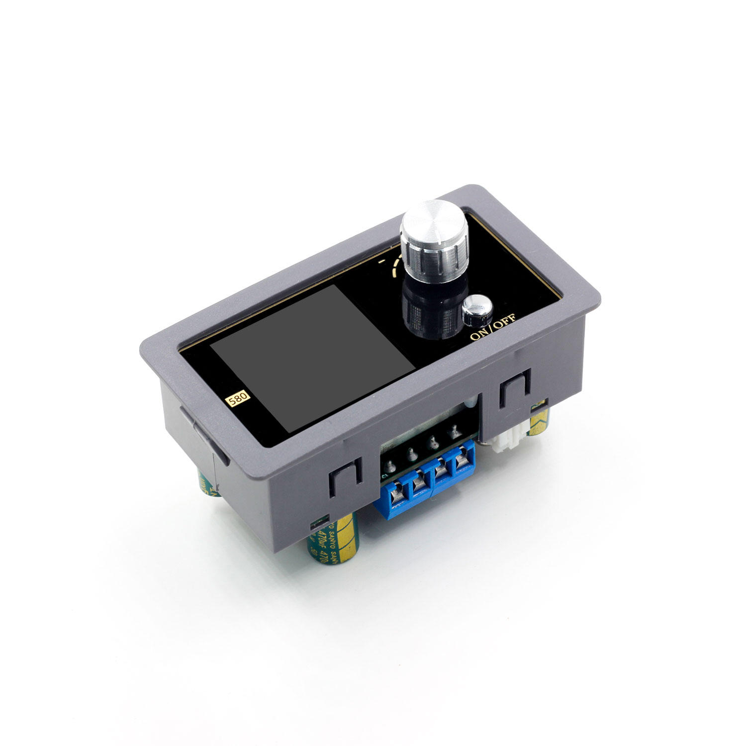 1PCS/lot DCDC CNC Voltage Rise And Fall Adjustable Dc Voltage Regulator Constant Voltage Constant Current Solar Charging Boost