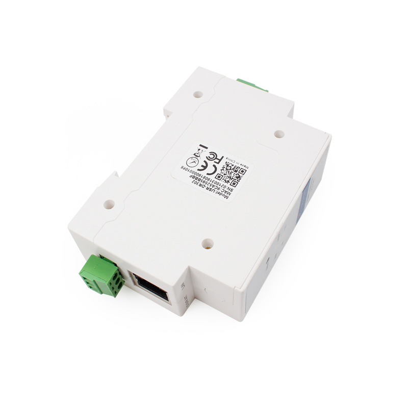 Ultimate SaleEthernet-Converter Server-Module Rail Tcp-Unit RTU RS485 Serial USR-DR302 IP To Modbus
