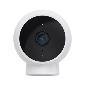 Image 4 - Xiaomi Mijia Smart Camera 170 Graden Groothoek Compact Camera Hd 1080 P IP65 Waterdichte Infrarood Nachtzicht Werken Met mijia