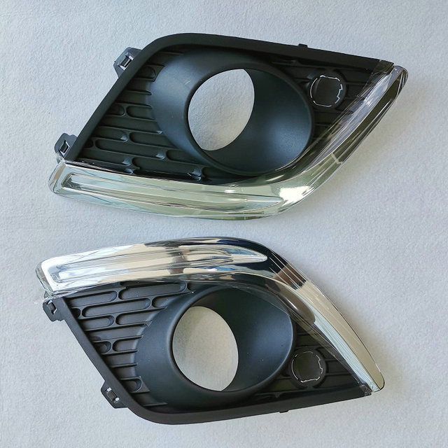 LED Daytime Running Light,LED DRL,LED Fog-Lamp,LED Daylight with dimming function For Volvo XC60 2011 2012 2013