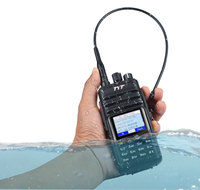 TYT TH UV8200 Dual band GPS Waterproof 10W high power FM handheld walkie talkie IP67 VOX DTMF Analog portable two way radio