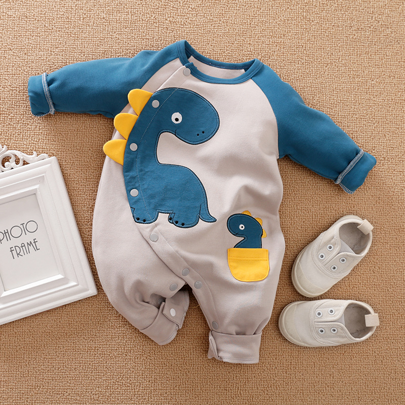 New Infant Baby Clothing Sets+bib Boy Girl Long Sleeve Spring Autumn Outfits Set Toddler Letter Suits Baby Girls Newborn Clothes