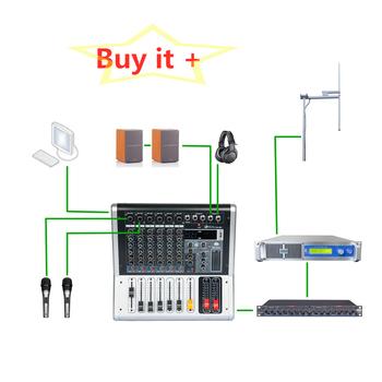 Gwarancja 6 lat-YXHT 1000W nadajnik FM 1-Bay + 30 metrów kompletny pakiet dla stacji radiowej (łącznie 10 zestawów urządzeń) tanie i dobre opinie YXFMTV CN (pochodzenie) YXHT 1000W FM