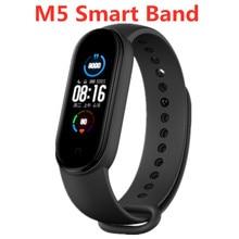 스마트 밴드 M5 2020 스마트 팔찌 IP67 방수 Smarthwatch 스포츠 스마트 워치 피트니스 트래커 Smartband Fitness Band Wristband
