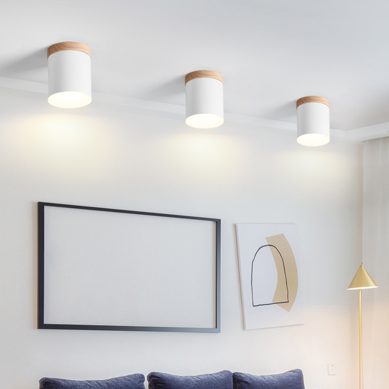 8 Colors AC220V Modern Luxury White Ceiling Indoor Lighting Fixture Bedroom Lamp Living Room LED Lights