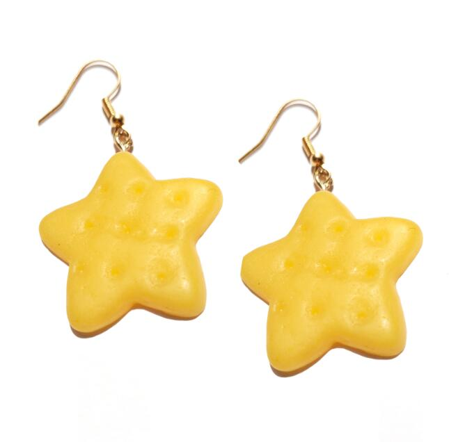 Charming, novelty earrings: Baked Goods! The perfect gift for the baker in your life!
