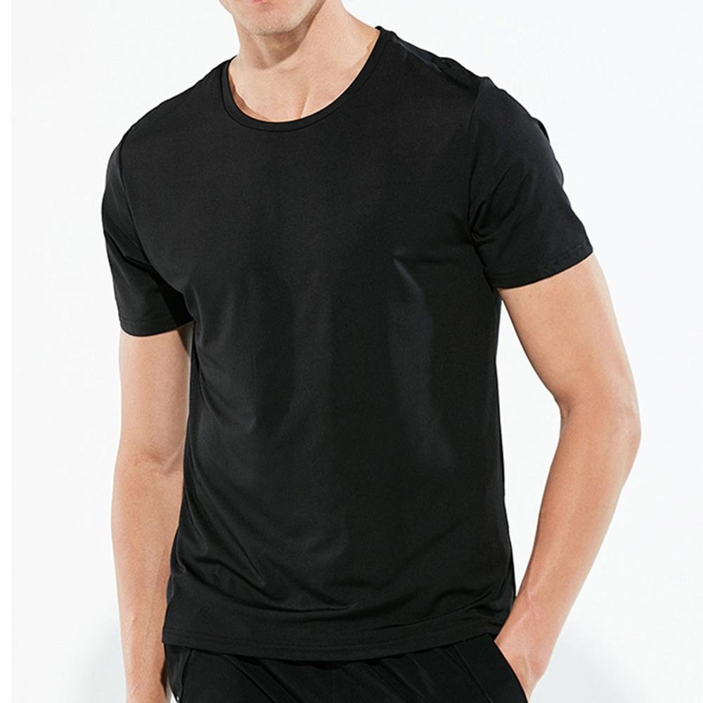 Men/'s Anti Dirty T Shirt Breathable Stainproof Quick Dry Waterproof Shirt Top US