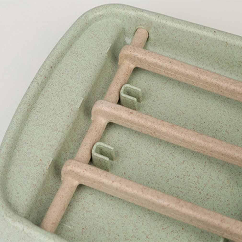 Biberón de alimentación desmontable para bebé secador de biberones para limpiar biberones soporte de alimentación biberón estante de secado para botellas