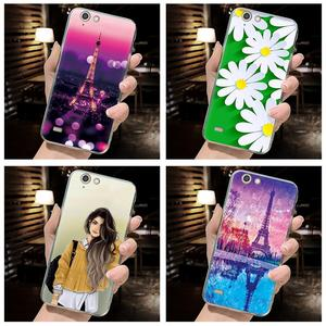 Cute Cartoon Phone Case For Infinix Hot3 X554 Hot 3 Dirt-resistant Dropshipping Cover For Woman New