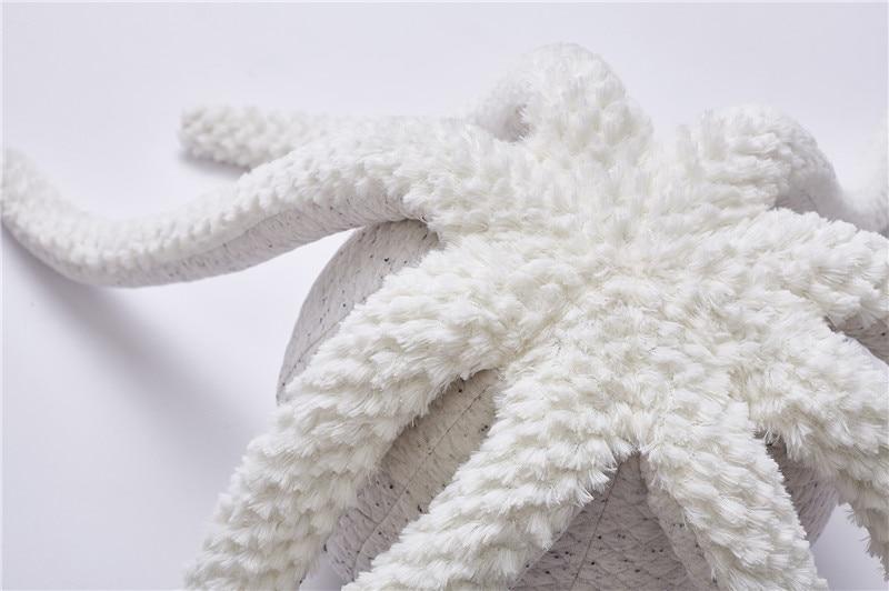 cama decoração infantil travesseiro boneca nordic coxim ins