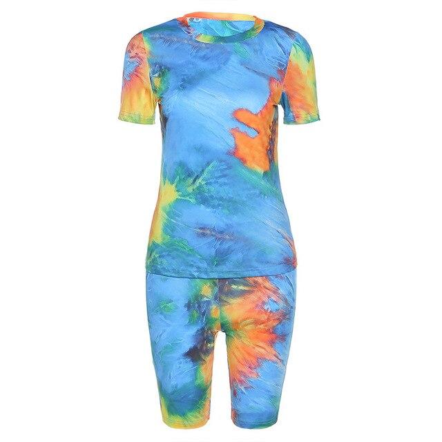 Купить женская футболка с коротким рукавом комплект для йоги из 2 предметов картинки цена
