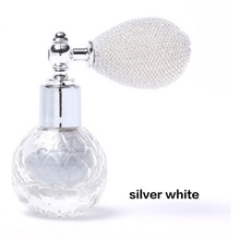Flash Powder Glitter Natural Spray Shiny Glass+Metal Squeeze Airbag Cosmetic Women Makeup