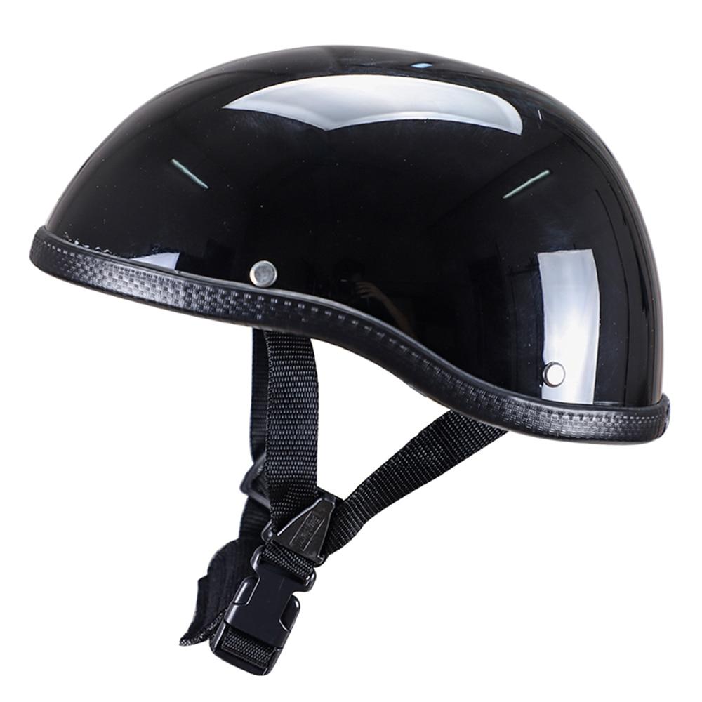 HEROBIKER Motorcycle Helmet Retro Moto Helmet Half Face Helmet Motorcycle Racing Off Road Helmet Casco Moto Capacete Casque 3