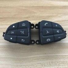 مفتاح التحكم في زر عجلة القيادة ، لمرسيدس بنز W205 C series c300 GLC x253 A0999050300 A099 905 03 00