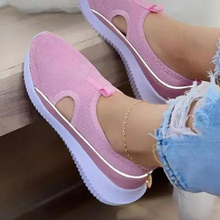 Women Canvas Shoes Ladies Summer Fashion Sneakers 2021 New Slip On  Female Flat Shallow Plus Size Women's Running Shoe New