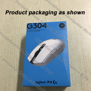 Image 5 - 2018 Newest Logitech G304 LIGHTSPEED Wireless Mouse Gaming Mouse with HERO Sensor 12000dpi 400ips  AA Battery for Windows Mac