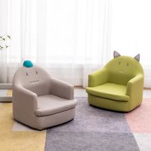 Large Customer Activity Children Sofa Boy Girl Princess Animal Cartoon Stool Kindergarten Early Education Center Customization