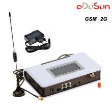 Adusun gsm 850/900/1800/1900mhz固定無線端末ルータlcdサポート警報システムpabx発信者idクリアな音声安定した