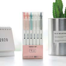 12pcs/box gel pens stationery office accessories bullet journal