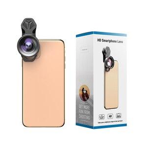 Image 5 - APEXEL HD 2in1 10X Super Macro e obiettivo angolare a 120 gradi per telefono cellulare fotografia per iPhone Xiaomi Samsung tutti gli smartphone