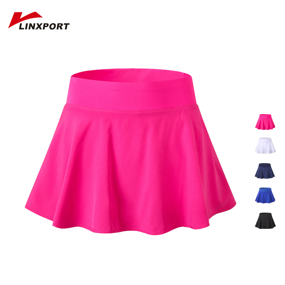 Tennis Skorts Women's Short Skirts Shorts High Waist Tenis Dress Fitness Yoga Skort Golf Skirt Badminton Active Shorts Underpant