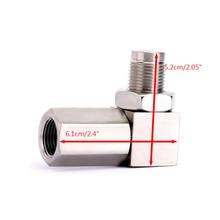 Универсальный датчик O2 90 °, разделитель двигателя, светильник CEL, проверочный каталитический преобразователь