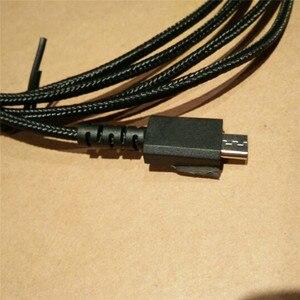 Image 5 - USB マウス修正イヤホンワイヤーロジクール G533 G633 G933 ヘッドホンケーブルの交換充電マウス編組 USB ライン